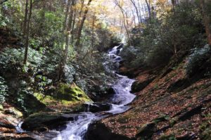 Roaring Fork Falls North Carolina